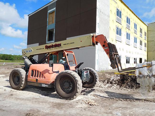 Forklift 6000LB JLG G6-42A