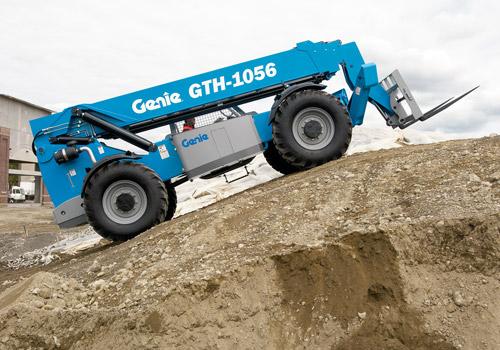 Genie GTH-1056 Telehandler Forklift