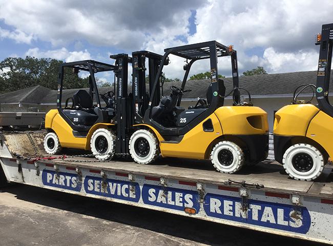 Komatsu FG25T16 Forklift