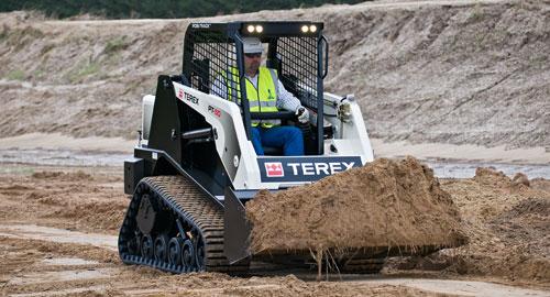 Terex PT50 Compact Track Loader